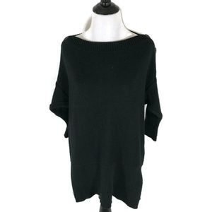 T by Alexander Wang Buttoned Neckline Knit Sweater